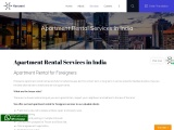 Apartment rental for foreigners in phoenix one Bangalore west | Apartment rental for foreigners