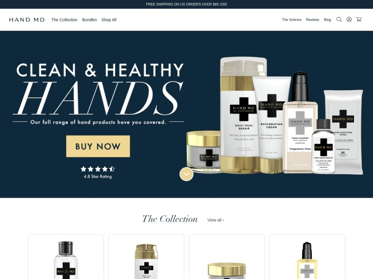 Hand Md Coupon Codes & Promo codes