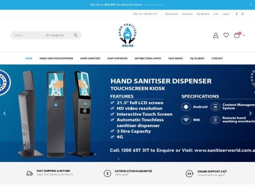 Hand Sanitizer Online in Australia   Buy Hand Sanitizer Gel and Spray