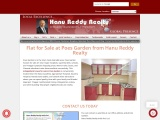 Flat for Sale at Poes Garden   Hanu Reddy Realty