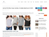Cheap Tops For Women – Cheap Tops Uk