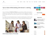 Womens Cotton Dress – Instructions To Follow While Dealing With Womens Clothing!