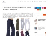 Latest Palazzo Trousers – Palazzo Trousers Styles For Beautiful Ladies