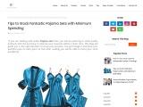 Long Sleeve Pyjamas Set – Cotton Pyjama Sets For ladies!