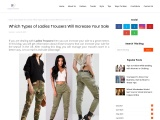 Cheap Summer Trousers – Printed Summer Trousers