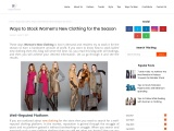 Women's Latest Clothing Styles – How to Grow your Business in Short Time