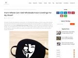 Medical Face Mask – Face Mask Wholesalers Uk