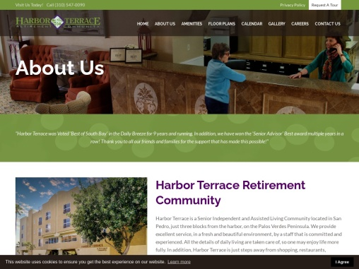 Best Senior Independent Assisted Living Community in San Pedro