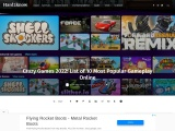Crazy Games 2021-  Popular Gameplay Online