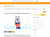 How Is Coronavirus Impacting The Mobile App?
