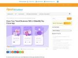 travel application development solutions