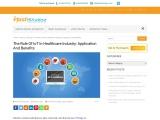 IoT mobile app development solutions