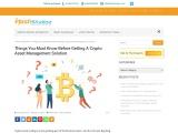 Blockchain Application Solutions