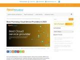 Cloud Application Development Company