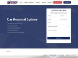 old car removal Sydney in Australia