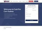 cash for cars Sydney in Australia