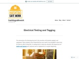 Electrical Testing and Tagging