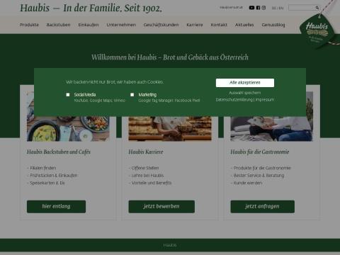 Haubis Bäckerei & Konditorei