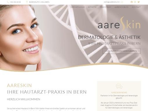 Hautarztpraxis Bern- In der Hautarzt-Praxis in Bern