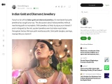 Indian Gold and Diamond Jewellery