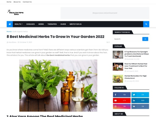Healing Herbs – How To Get Natural Herbs