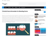 Natural Remedies – Home Remedies For Bleeding Gums