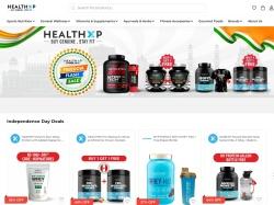 HealthXP screenshot