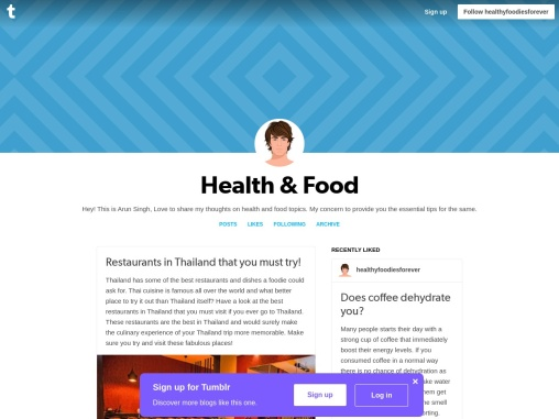 Restaurants in Thailand that you must try!