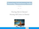 Hearing Aids in Chennai   Hearing Aid Centre in Chennai