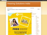 Hearing Aid Machine in Adyar | Hearing Aid Centre in Adyar