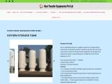 Oxygen Storage tank Manufacturers in india – heattransferequipments.com