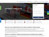 University Verification – helplinegroups.com