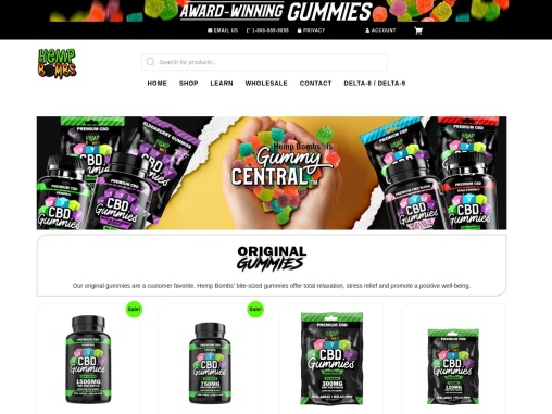 CBD Oil Gummies Changing The Industry