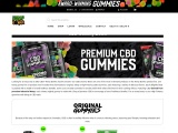 Premium CBD Gummy Bears Sold Online