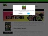 CBD Lillipops Sold Online and Delivered