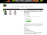 High Potency CBD Gummies Sold and Delivered