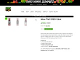 Max Chill CBD Shot for Anxiety