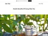 Remedy For Hilot Tea – Desi Dawakhana Near Me