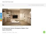 professional interior Designers in Hyderabad