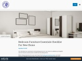 Bedroom Furniture Essentials Checklist For New Home