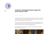 8 tips for choosing the best carpet for your home in 2021