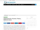 Chemiosmosis: Process, Theory, Different Cases & Few Questions