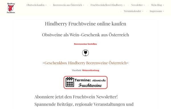 Vorschau: Hindberry Fruchtwein e.U.