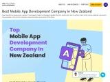 Mobile App Development Company New Zealand
