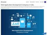 Web App Development Company in India