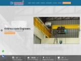 EOT Crane Manufacturer in Ahmedabad