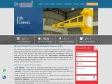 Jib Crane Manufacturer in India