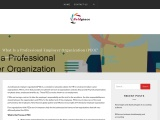 What Is a Professional Employer Organization (PEO)?