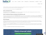 Omni-channel retail solution India