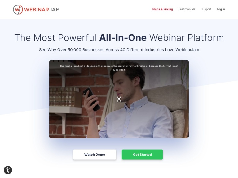Webinar Jam Discount: Buy it with Coupon Pricing in 2020 screenshot